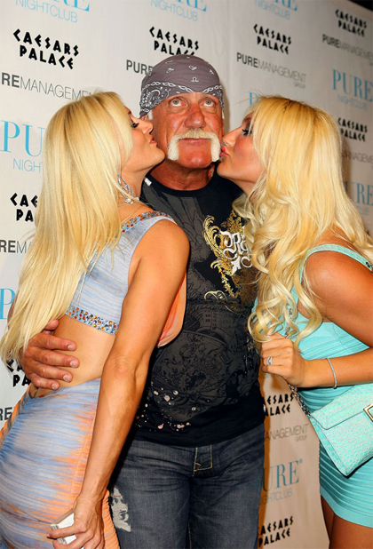 Photos Brooke Hogan 21st Party Hulk New Girlfriend Page 2 Of