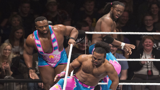 New Day Continues To Rip League Of Nations Big E Mentions Barrett Leaving Wwe Rhodes Comments On Hhh Gallows Anderson
