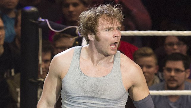 5 Things You Didn't Know About Dean Ambrose
