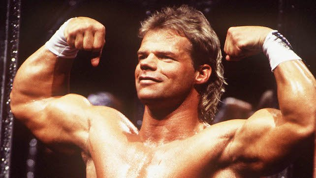 WWE Icons Lex Luger