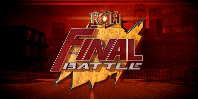 Two Major Matches Confirmed For ROH Final Battle