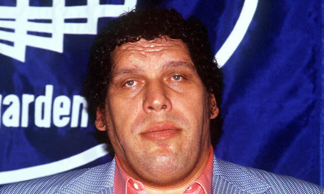 5 Incredible Facts About André The Giant