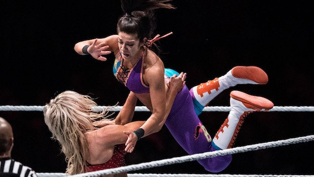 Bayley on Possible WrestleMania Match with Sasha Banks, If Ronda Rousey Is Taking Her Spot