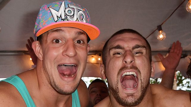 Mojo Rawley On His NFL Career, Being Relegated To WWE's 'No Man's Land', & Early Backstage Heat