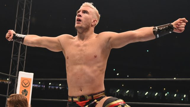 Will Ospreay Comments After Teaming With Okada At G1 Special, John Cena And Cryme Tyme Give JBL's Limo A Makeover (Video)