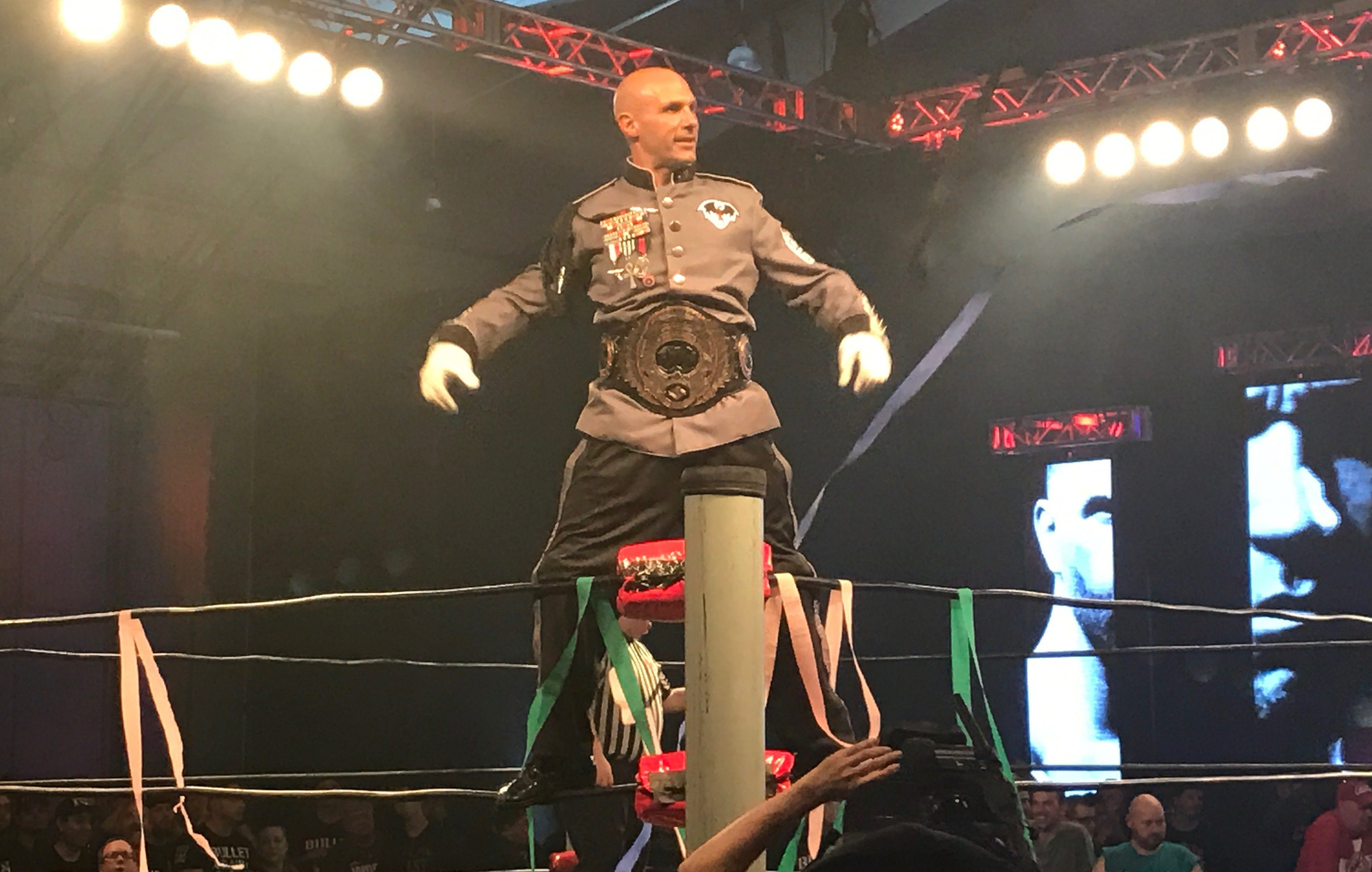 Christopher Daniels Talks Facing Stephen Amell At All In; Kaitlyn On Her Return In MYC