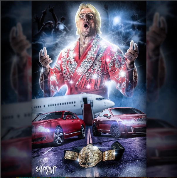 Flair Tribute Get Well Soon SonofaSaint