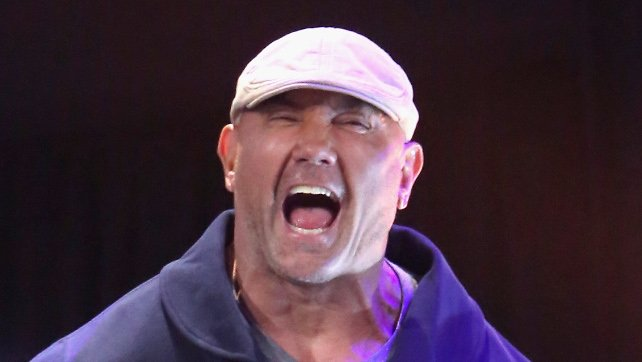 Batista Chokes Out Two Golfers (Photo); WWE Now To Preview Extreme Rules