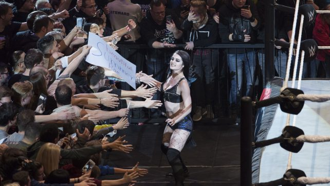 Paige Opens Up About Career Ending Injury, Fear Of Being Wheelchair Bound