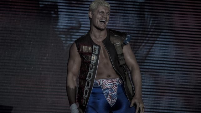 Cody Rhodes On If He'll Ever Return To WWE, Will He Ever Start His Own Promotion?
