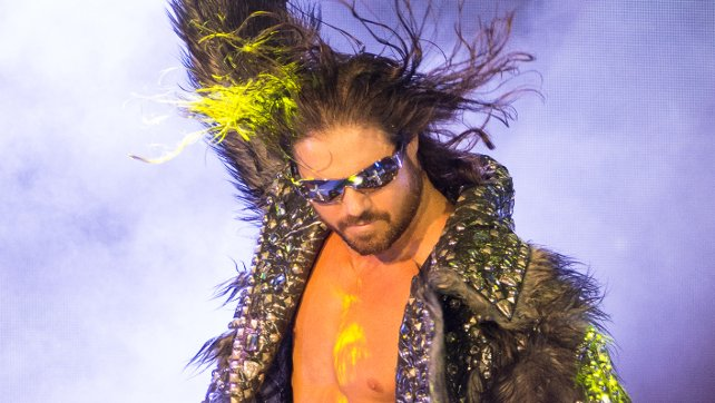 Johnny Impact's 5 Best Matches