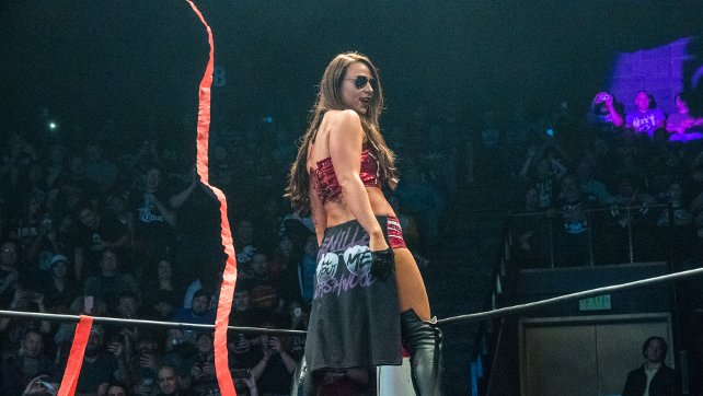 Exclusive: Tenille Dashwood On If She Would Join Bullet Club, Her Supercard WOH Title Opportunity, Does Brandi Impress Her?, Santino, More