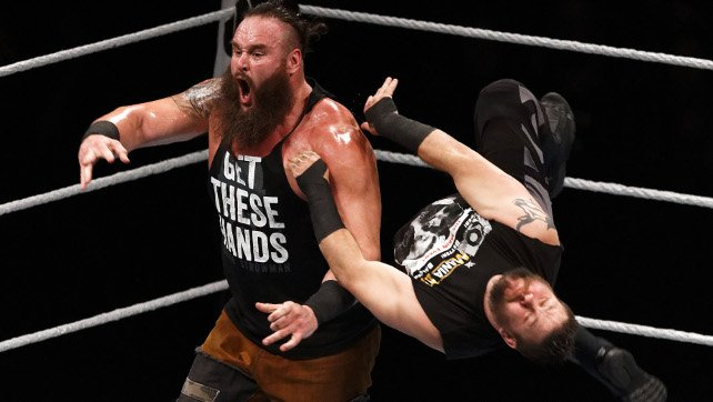 Huge Steel Cage Match Rumored For Extreme Rules, Current Extreme Rules Card