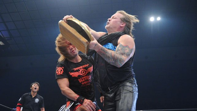 Chris Jericho Says He's OK With 'Strong S
