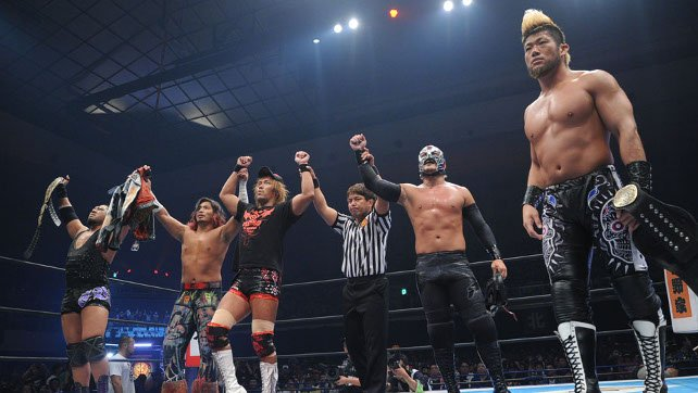 NJPW Road To Power Struggle (10/16) Full Card & Viewing Info