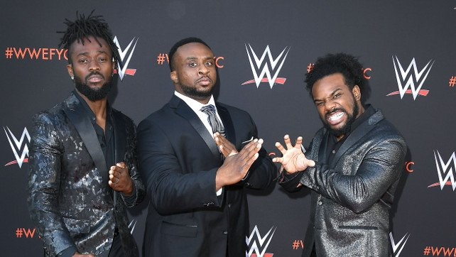WWE Takes A Look At The New Day v. Kenny Omega & The Young Bucks In Latest Video