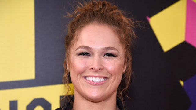 Ronda Rousey Reveals What Advice Vince McMahon Gave Her Before Her WM34 Match