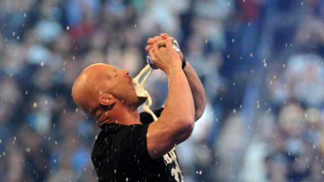 Stone Cold Steve Austin Speaks On His Current Diet And Cutting Out Alcohol