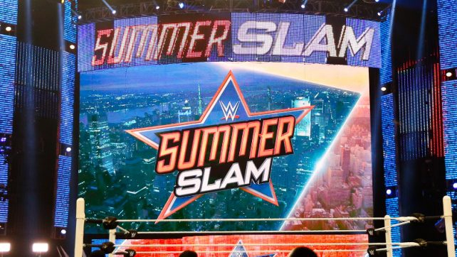 WWE Star Suffers Injury At SummerSlam