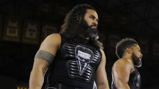 Tama Tonga Exchanges Words With The Rhodes Over Who Is Bullet Club & Tonga's Potential Recruits