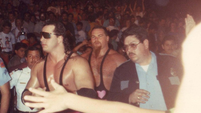 """WWE Pays Tribute To Jim """"The Anvil"""" Neidhart On Raw (Video)"""