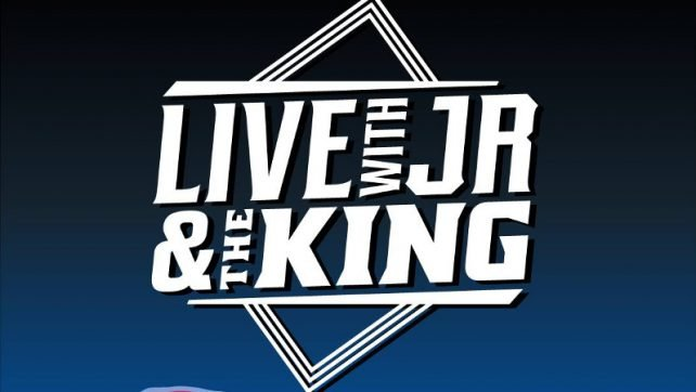 'Live w/ JR & The King' Coming To Chicago On 8/23; WZ's Nick Hausman To Serve As The Host (Full Details)