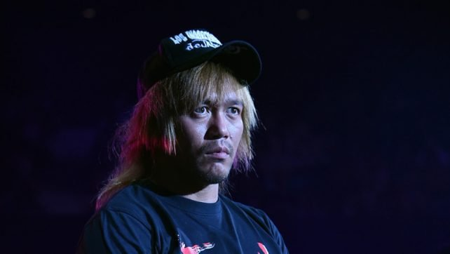 Tetsuya Naito Says He Was Offered A WWE Contract After 'Dominion' & Declined It Immediately
