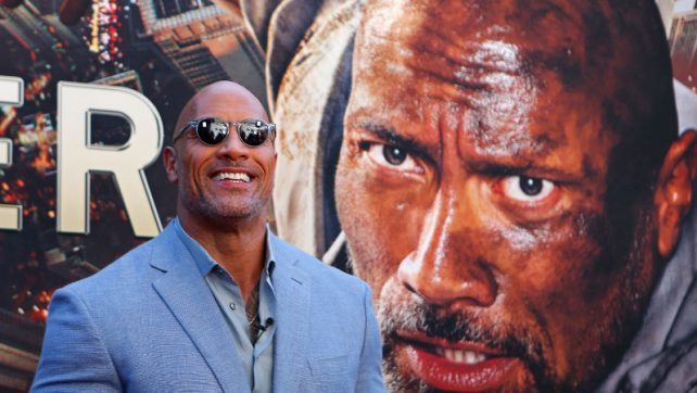 The Rock Hypes New Under Armour Collection (Video)