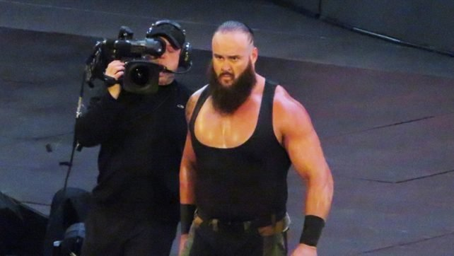 WWE Confirms Surgery For Braun Strowman