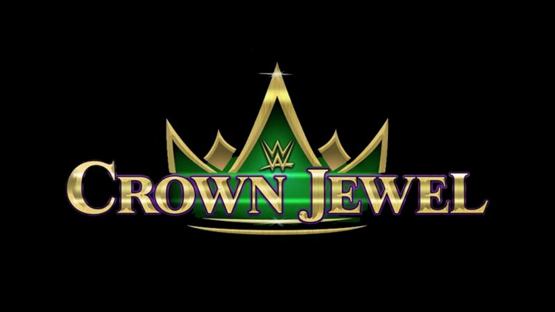 wwe crown jewel saudi arabia