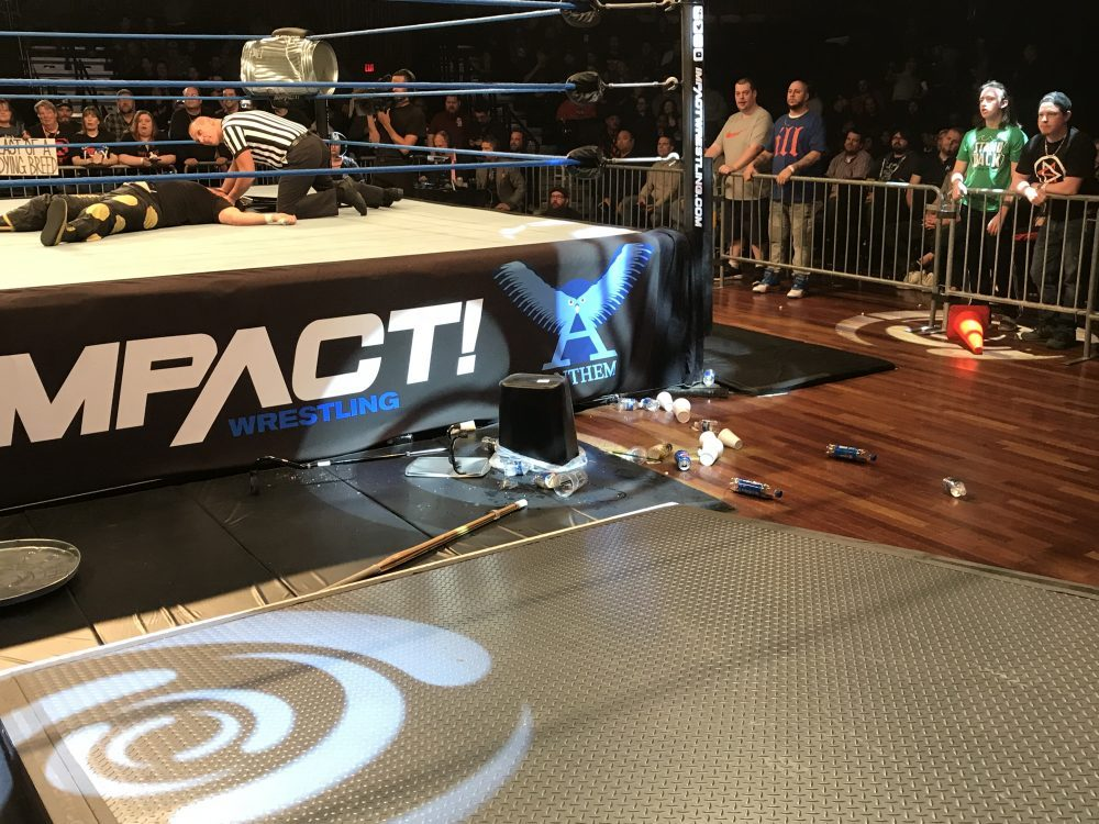 Two ECW Legends Join Angle At IMPACT Wrestling Tapings (Includes Spoilers)