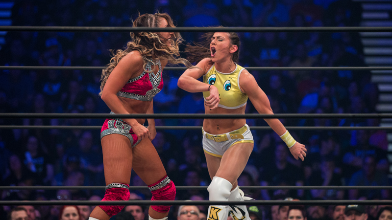 AEW Double Or Nothing Review