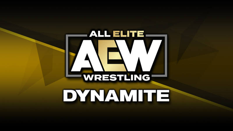 all elite wrestling AEW Dynamite Results
