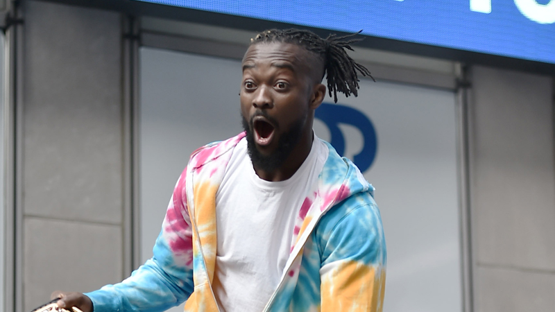Kofi Kingston WWE Talent
