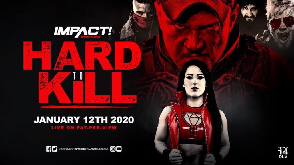 IMPACT Wrestling Hard To Kill Results