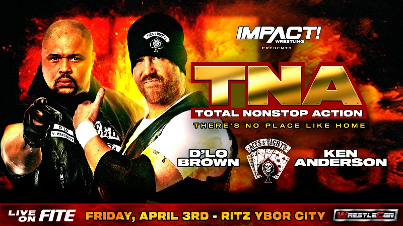 Aces and 8s TNA No Place Like Home
