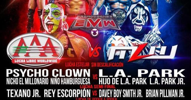 MLW AAA Lucha Libre Super Series