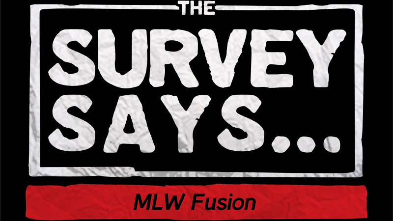 MLW Fusion The Survey Says