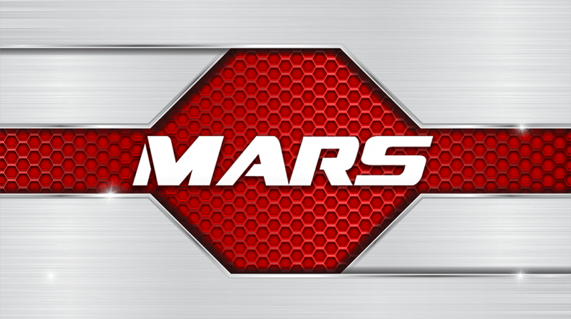 Major league wrestling Mars