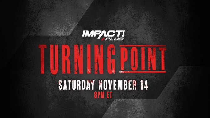 IMPACT Wrestling Turning Point Results