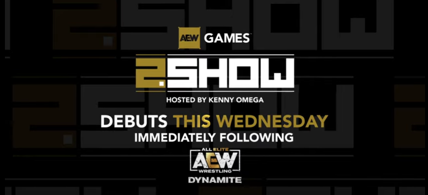 AEW Games 2.Show