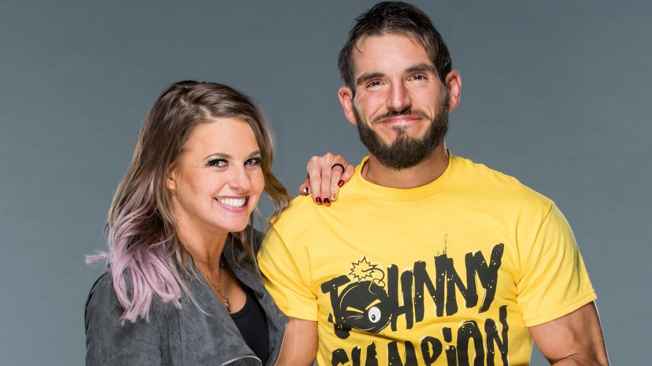 johnny gargano candice lerae