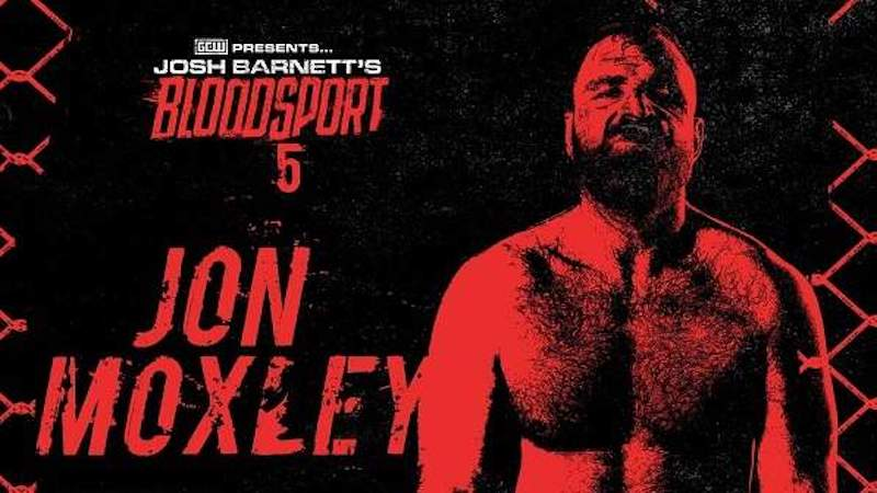 Jon Moxley bloodsport 5 results