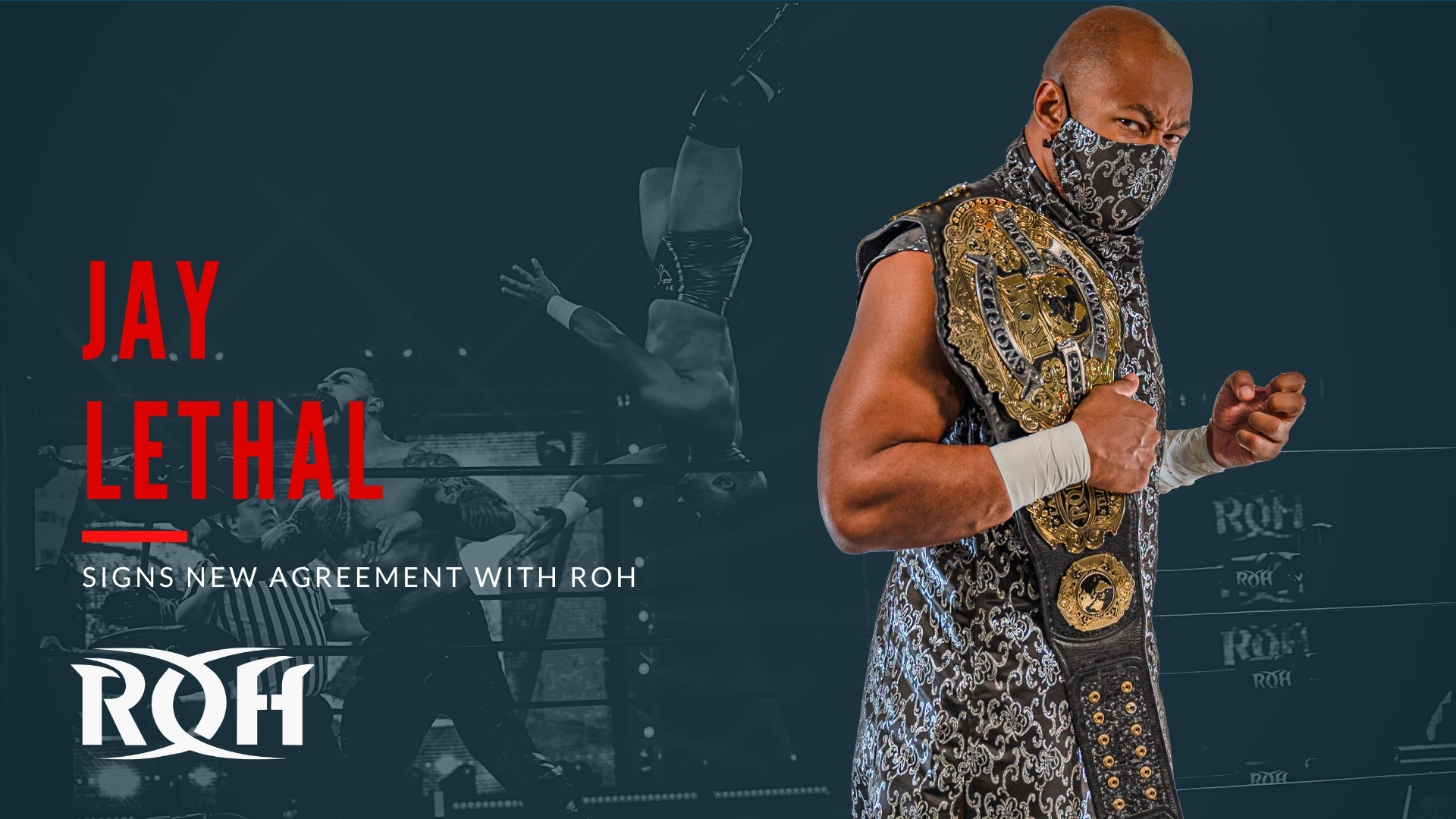 Jay Lethal ROH 2021