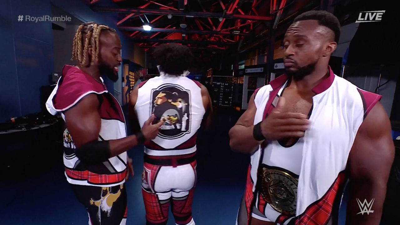 the new day brodie lee