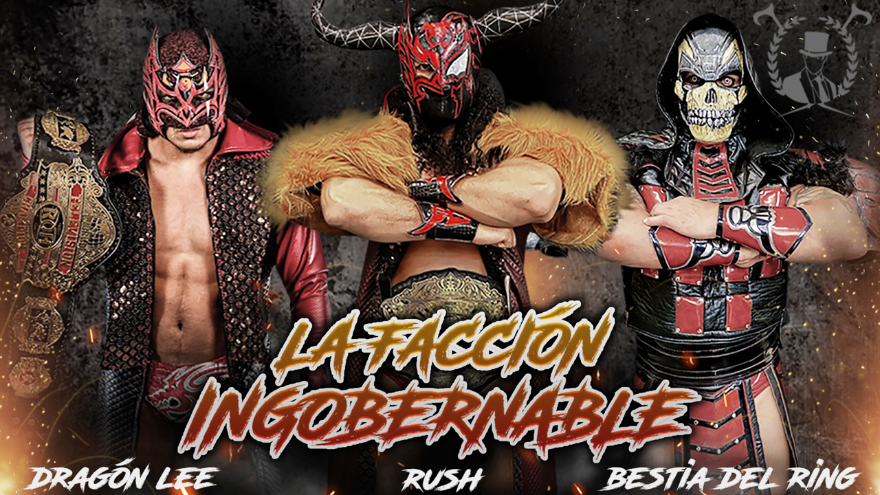 rush dragon lee bestia del ring