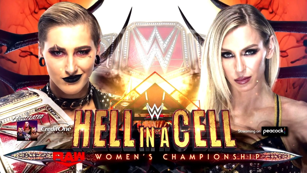 Flair Ripley Hell in a Cell