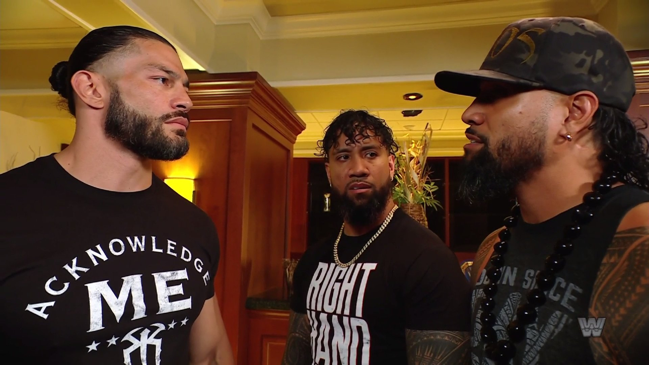 Reigns and the Usos