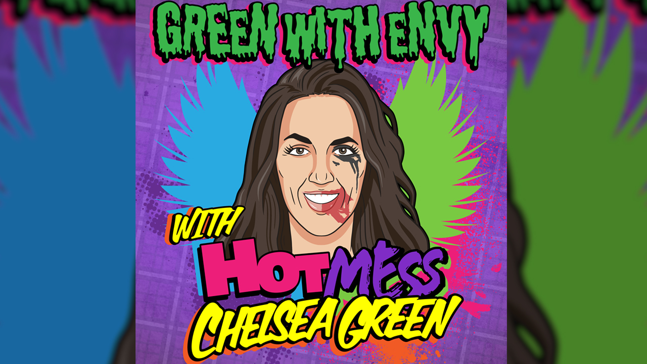 chelsea green hot mess podcast