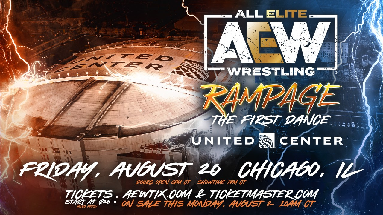 AEW Rampage First Dance